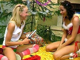 Lesbian seasons greetings