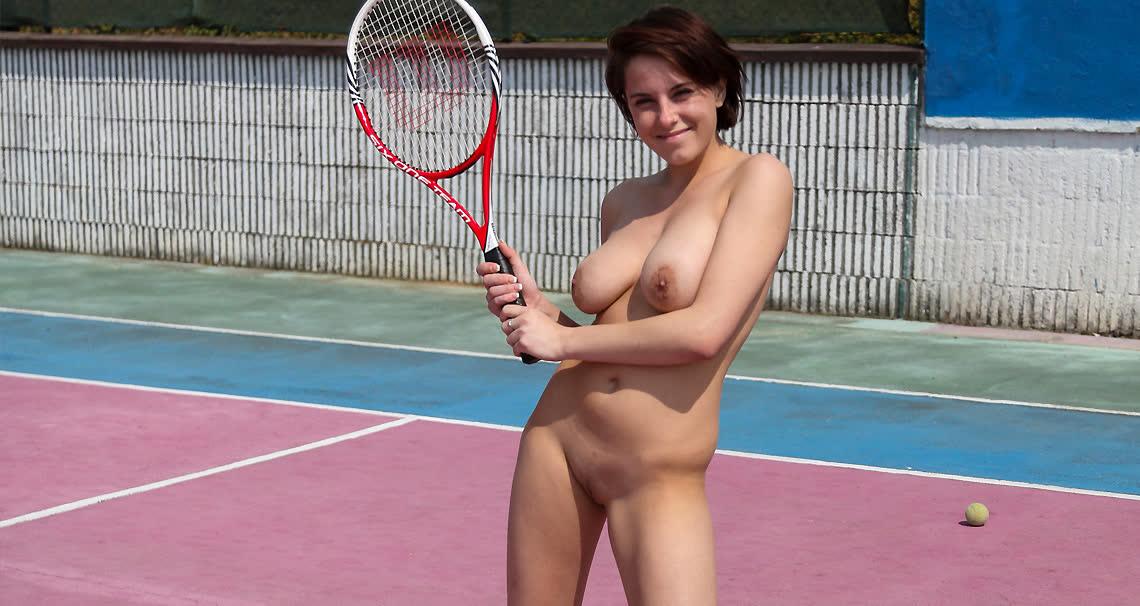 Порно теннис звёзд