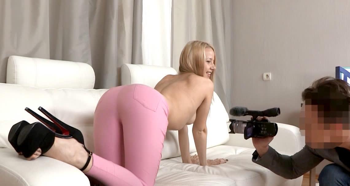 Original casting video of Olivia Grace