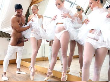 Seventeen Serie Club Ballet