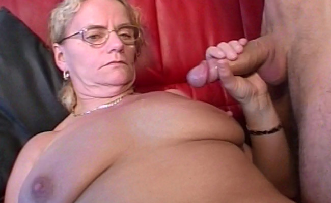 German Oma Sex Video