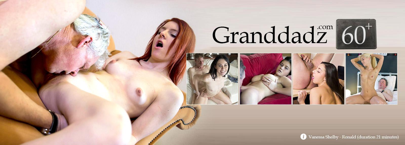 vanessa shelby fucked by granddad