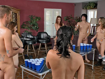 Sex Pong Party