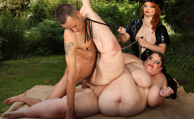 BBW dominatrix movies